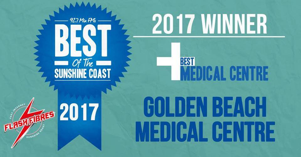 Best Medical Centre on the Sunshine Coast 2017